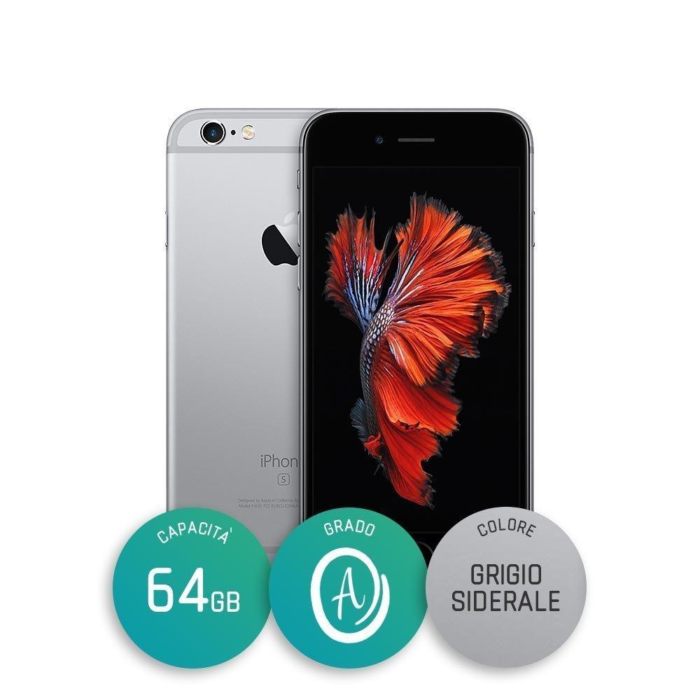 iPhone 6 Ricondizionato – 64GB – Grado A – Grigio Siderale