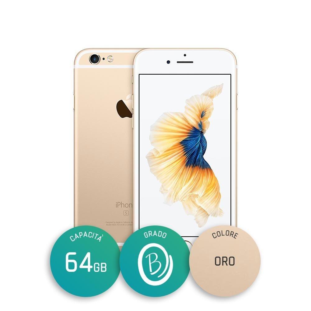iPhone 6 Ricondizionato – 64GB – Grado B – Oro